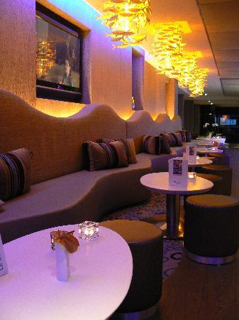 Hotel Oceania Saint Malo : le Bar magnifique