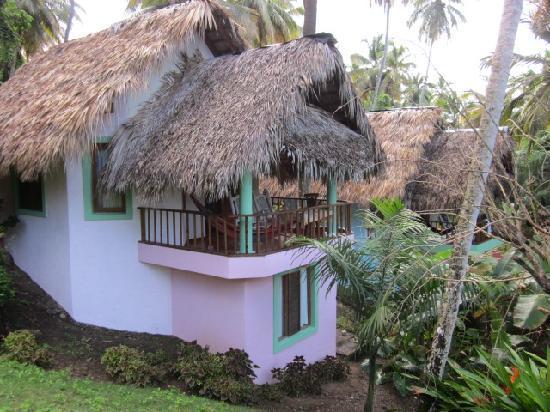 Hotel Las Ballenas Escondidas: Our cool bungalo.