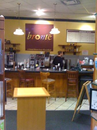 Bronte A Novel Bistro