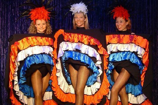 Hotel Belvedere: Tropicana Showgirls