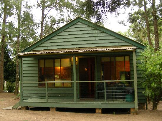 Kangaroo Valley Golf & Country Resort: Our Cabin