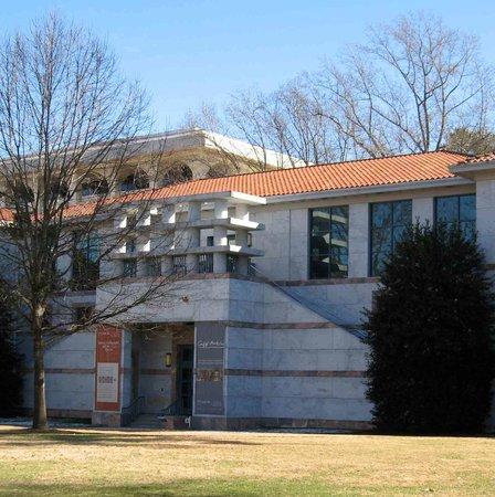 Michael C. Carlos Museum: Carlos Museum from the Quadrangle