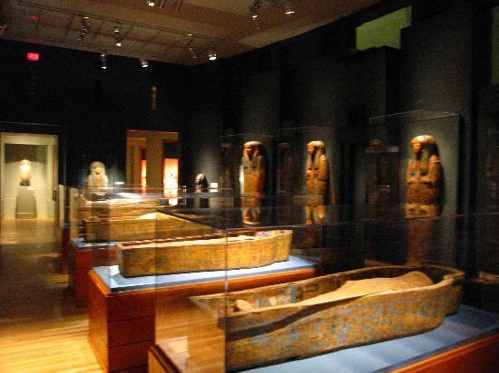 Michael C. Carlos Museum: Carlos Museum - The Mummies