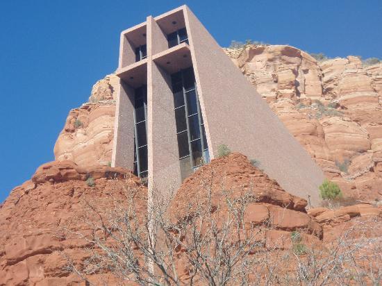 Casa Sedona Inn: Church of the Holy Cross