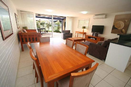 Byron Bay Beachfront Apartments: Spacious apartments