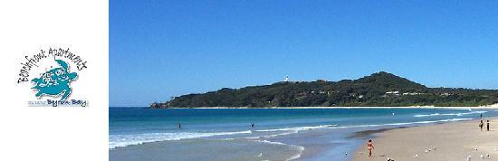Byron Bay Beachfront Apartments: On the beach..at the Bay
