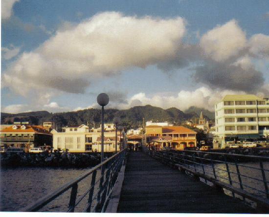 Розо, Доминика: Roseau Dominica W.I.