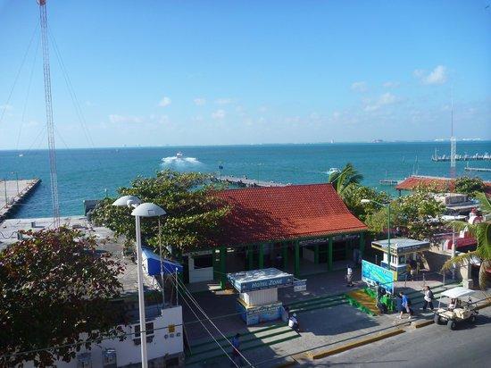 Hotel D'Gomar: Daytime view