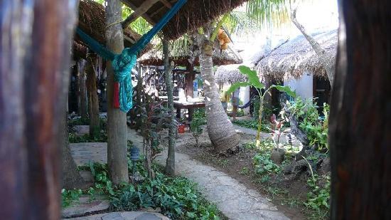 Hotel Kin Ha Pueblo: garden