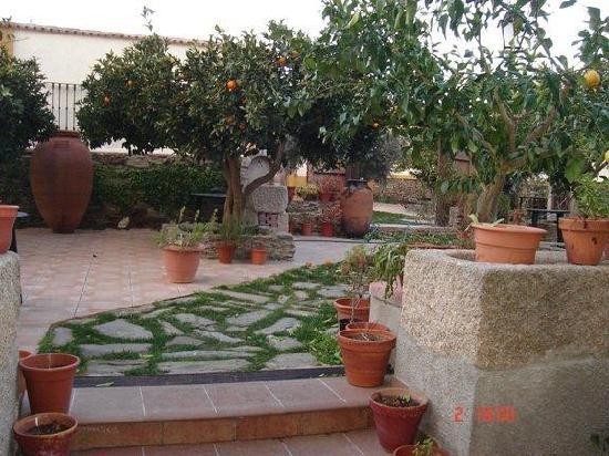 La Bodega del Herrador: El patio