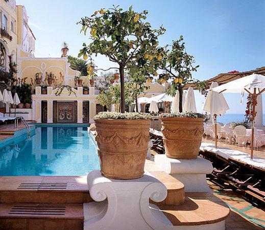 Positano Apartments: Le Sirenuse Hotel (Positano, Italy)
