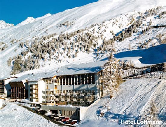 Hotel Lohmann: Außenansicht Winter