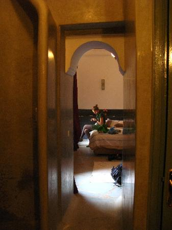 Riad Ghemza, our preciouss room.