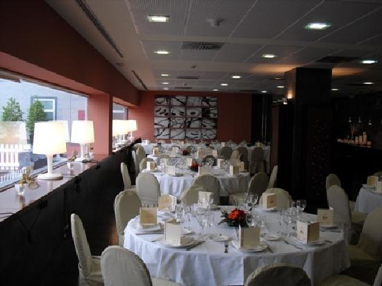 Hotel Vertice Sevilla Aljarafe : Restaurante