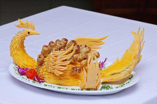 phoenix starter royal dish picture of century riverside hue hotel