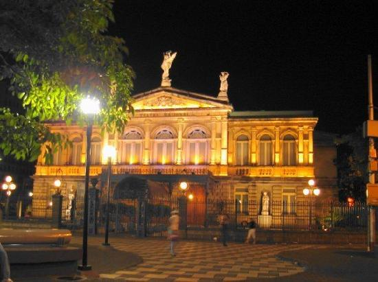 San Carlos, Kosta Rika: colon theater