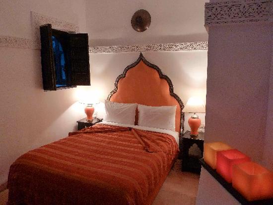 Riad eloise b b marrakech maroc voir les tarifs 60 for Chambre 13 maroc