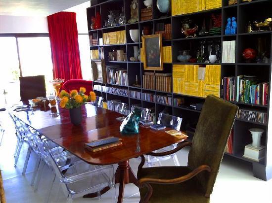 De Kelders Private Villa: Dining room