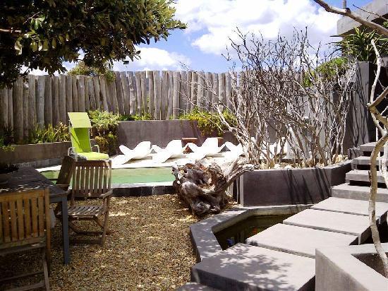 De Kelders Private Villa: garden