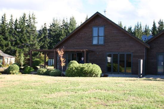Lake Wanaka Villas at Heritage Village Country Resort: Villa 9, Wanaka Heritage Country Resort