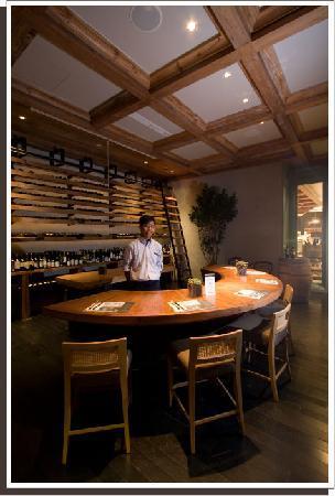 Ninety Nine Wine Cellar - Picture of Ninety Nine Restaurant, Jakarta ...
