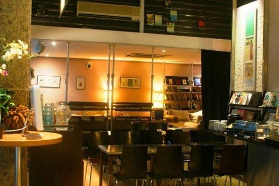 Book Cafe Singapore The Quays Restaurant Reviews