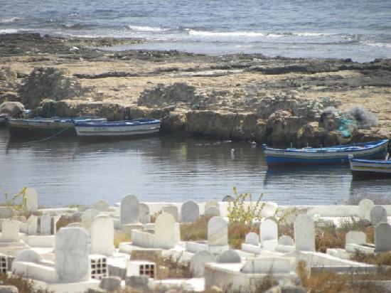 Thalassa Mahdia : Cimetière marin