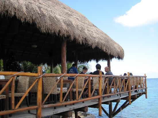 Mayatlantis Aquapark SA de CV: Restaurant