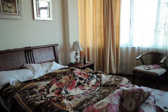 Dimitri Hotel: Zimmer 318