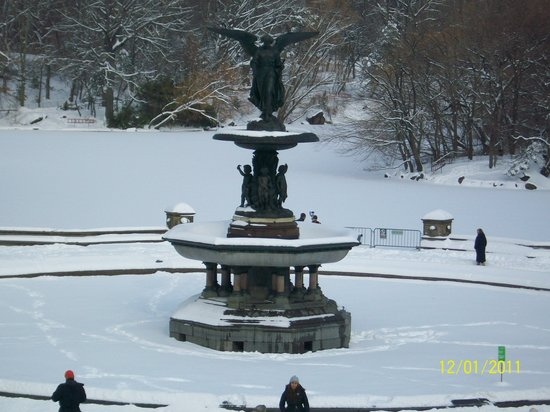 New York, NY: Bethesda Fountain