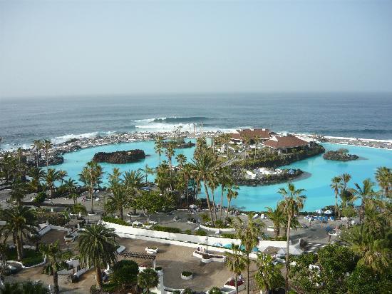 Hotel Puerto De La Cruz Auf Teneriffa