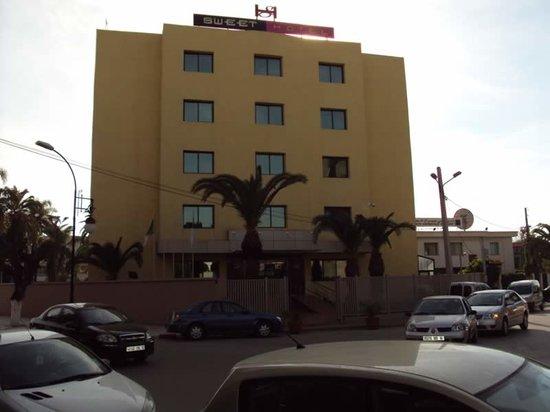 Sweet Hotel: l'Entrée principale
