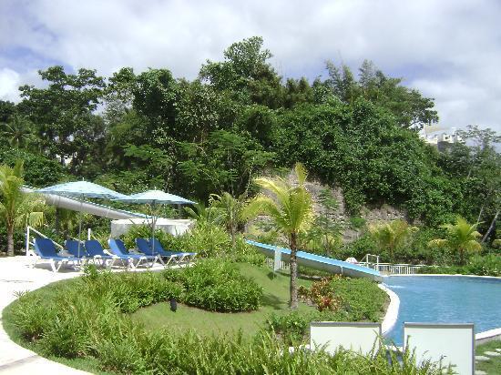 Sheraton Bijao Beach Resort - An All Inclusive Resort : Pool with water slide