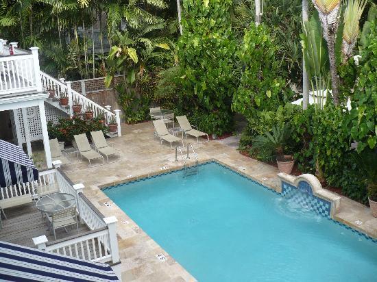 Marquesa Hotel : piscina e lobby
