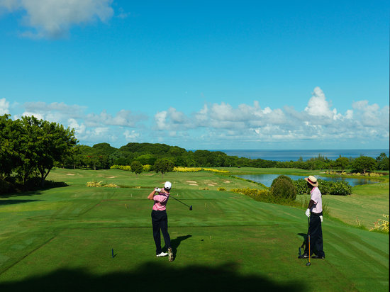 Saint James Parish, Barbados: The Country Club course, Sandy Lane