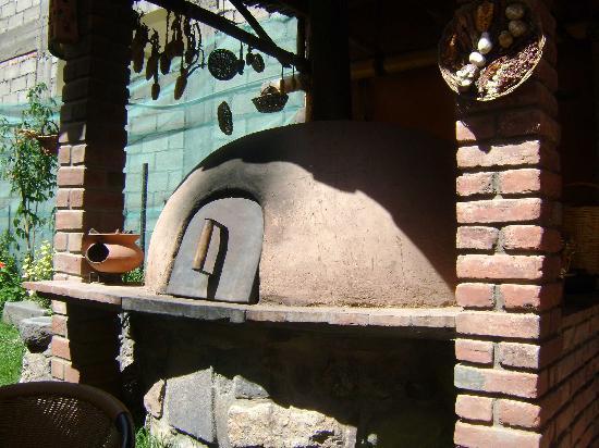 El Andariego: Horno de Barro