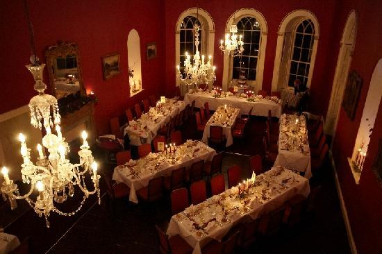 Peebles, UK: The Adam Room