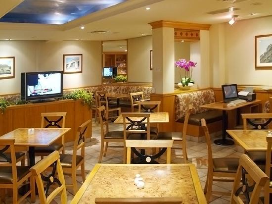 Dong Wu Hotel: Coffee shop