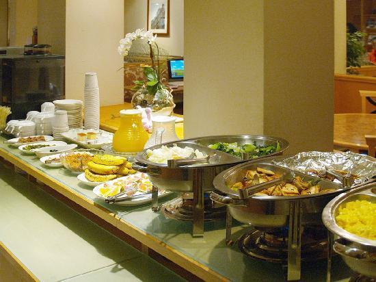 Dong Wu Hotel: Breakfast