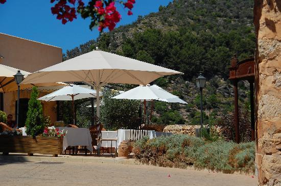 Hotel Rural S'Olivaret: The Restaurant