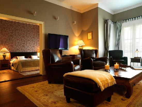 Marrol's Boutique Hotel Bratislava: Grand Suite