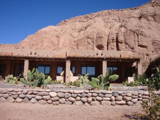 Alto Atacama Desert Lodge & Spa: Equilíbrio hotel/natureza