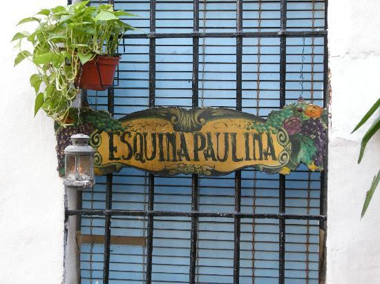 Bar Esquina Paulina: The Best rustic bar