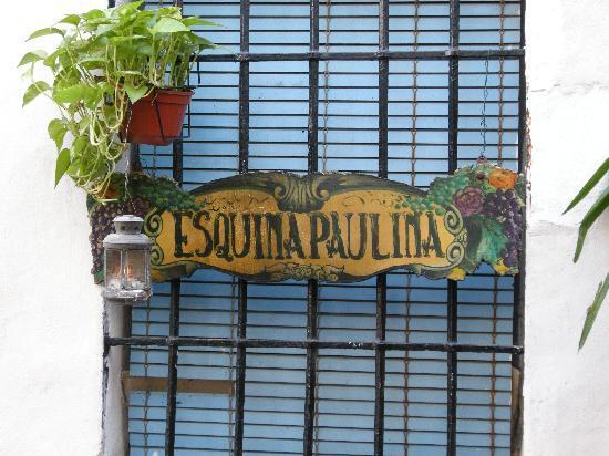 Bar Esquina Paulina : The Best rustic bar