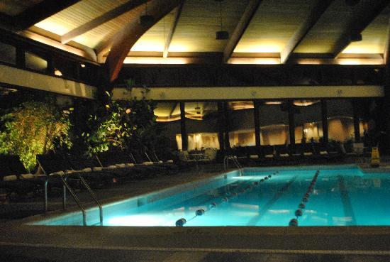 The Abbey Resort & Avani Spa: Adult pool and spa