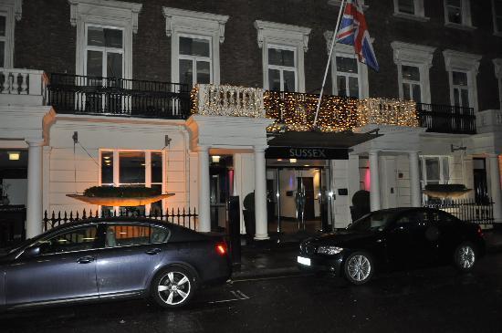 Radisson Blu Edwardian Sussex Hotel : english
