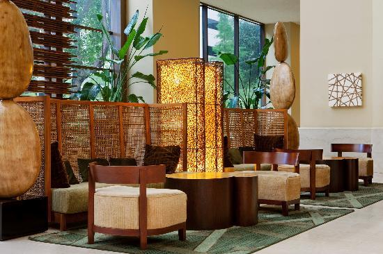 The Westin Dallas Park Central: Relax in our lobby.