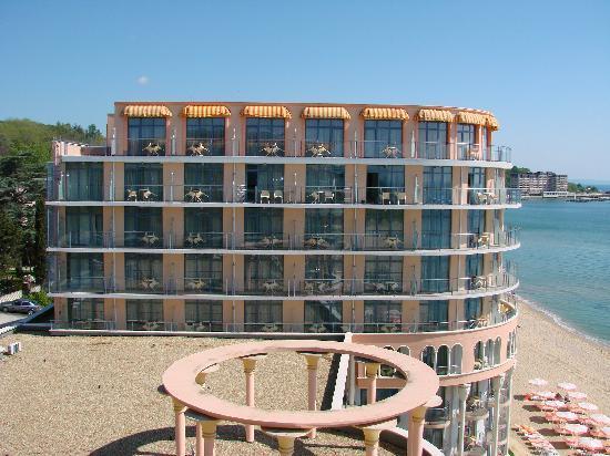 Azalia Hotel Balneo & SPA : View at the hotel