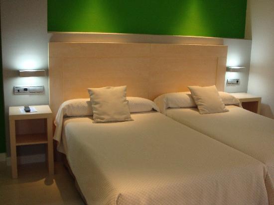 Hotel Europa: Habitación doble