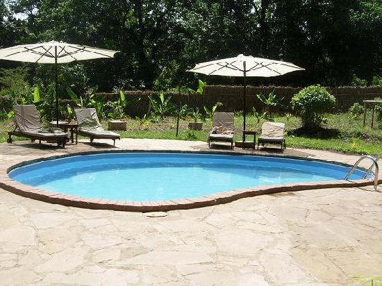 Murera Springs Eco Lodge: The swimming pool